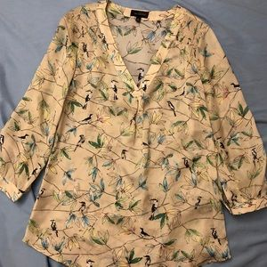The Limited Bird Blouse